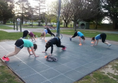 Bootcamp-esplanade-palmerston-north