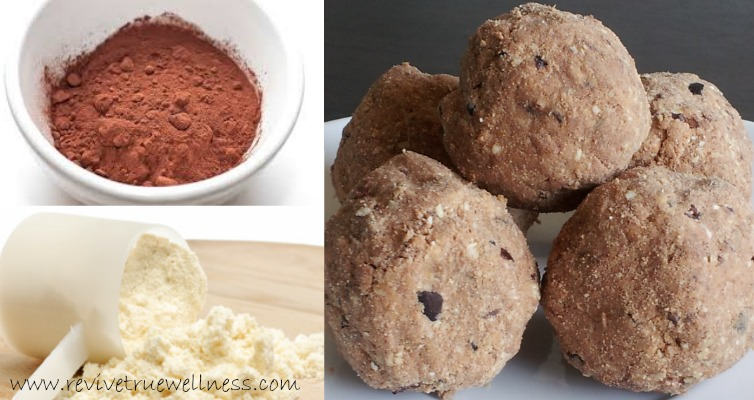 Protein Balls – The Perfect Snack!